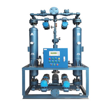 Heatless Regenerative Adsorption Desiccant Dryer Compressed Air Dryer in China