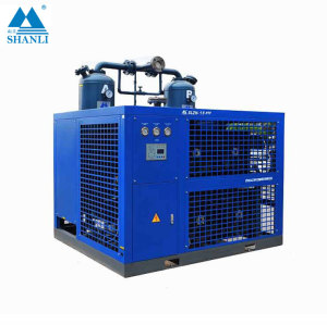 Shanli 10.9Nm3/min Stable and efficiency air-cooled combined air dryer for air compressor