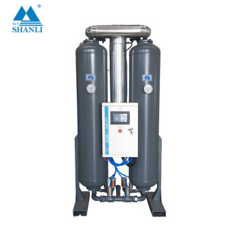 Heated Regenerative Adsorption Desiccant Dryer Compressed Air Dryer For Atlas Copco Rotary Compressor Air Dryer