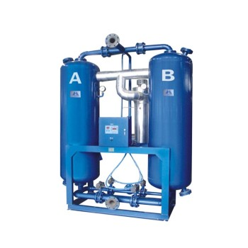 2018 hot sale high efficiency micro heat regenerative adsorption compressed air dryer