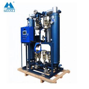 Micro heat regenerative adsorption industrial dryer machine air dryer