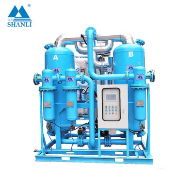 SHANLI  Heated Regenerative Desiccant Types Of Industrial Dryers Air Dryer