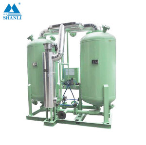 Industrial Air Compressor Aluminium Regenerative Air Dryer with CE, ISO-9001 Approved