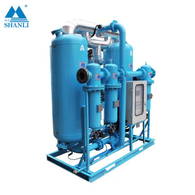 Compressed air hepa filters for refrigerated air dryer small size new style automatic regenerative dryer