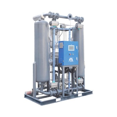 Best Quality and Efficient Chalk Dryer Dew Point Showing Air Dryer