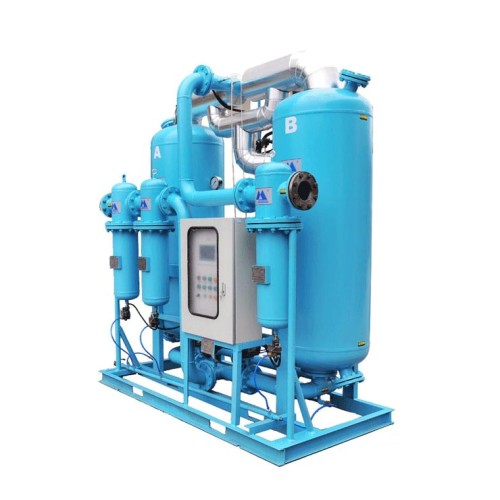 Industrial used refrigerated air dryer continuous belt hot-air dryer