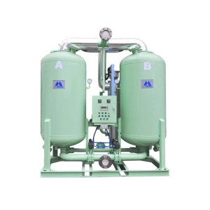 Tepefaction regeneration iso-9001 certificated  industrial hot air dryer