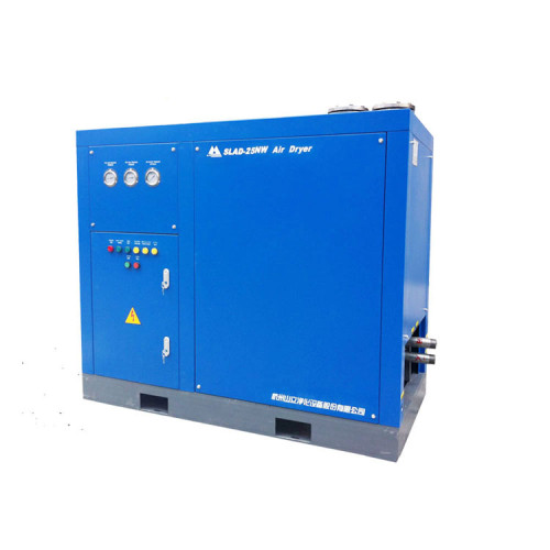 High efficiency atlas copco Water refrigerated compressors air dryer