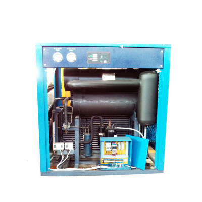 15m3/min  high performance Air-cooled refrigerated air dryer working principle