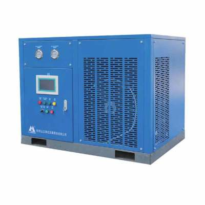 4.5m3/min Refrigerated haldex iso-9001 certificated air dryer