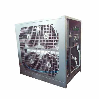 Shanli  10.9 Nm3/min air capacity water-cooled type refrigerated  integral dryer for making  clean