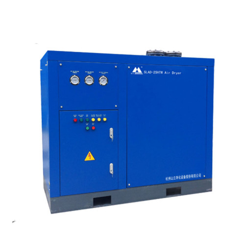 New design Water freezing refrigerated air dryer with CE ISO