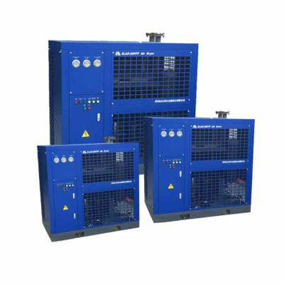 High quality and high temperature  air-cooled OEM zeks refrigerated air dryer