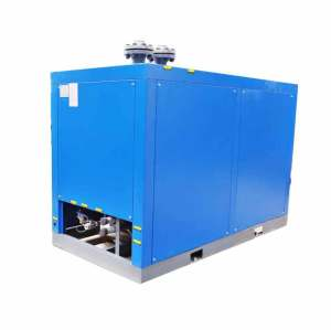 Best quality Water freezing refrigerated air dryer to Jakarta