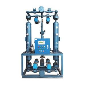 Factory Supply Heatless purge desiccant compress air dryer (SLAD-15WXF)