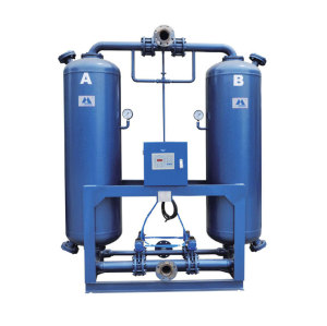 Air compressor accessories compressed air flow dryer absorption desiccant dryer