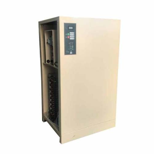 Refrigerated air dryer for light industrial facilities