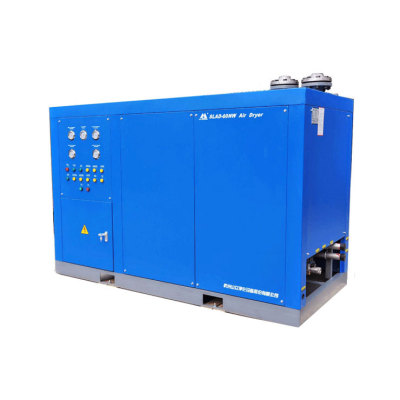 High-inlet temp refrigerated air dryer with CE ISO to Ancona