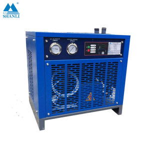 China shanli non heat regeneration compressed air dryer shop air dryer