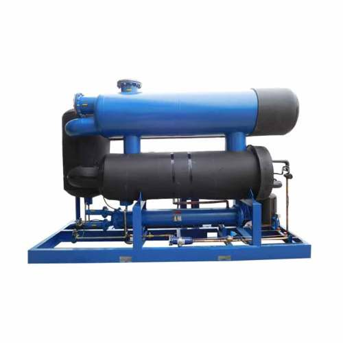 43.5Nm3/min refrigerated air dryer for screw air compressor to Damascus