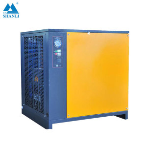China latest best refrigerated air dryer for air compresssor energy-saving air dryer