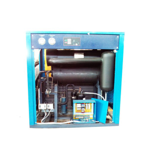 High inlet temperature air dryer and normal temperature air dryer