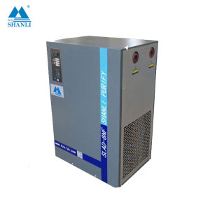 2019 SLAD-10NF hot saling refrigerated air dryer for screw air compressor