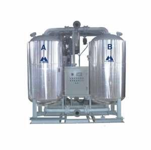 Shina best OEM Blower purge regenerative compressed desiccant air dryers