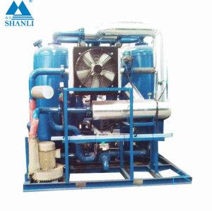 SHANLI desiccant wheel dehumidifier scerw compressor air dryer price
