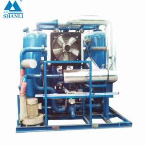 Blower Purge Desiccant Compressed Air Dryer for export