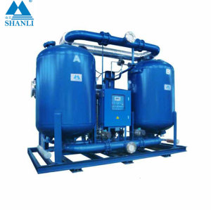 China heated blower desiccant compressed heated blower air dryer