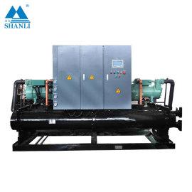 evaporator type air cooled water chiller (Single Compressor/ 7 Deg C)
