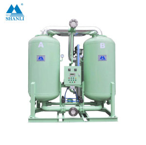 2019 SHANLI Absorption Compressed Air Dryers with good price