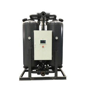China Heated Desiccant Explosion Proof Desiccant Air Dryer in Asia