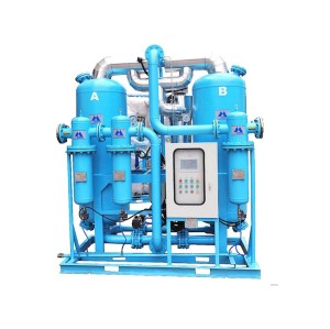 China Famous High Quality Desiccant Compressed Air Dryers Dryspell Plus