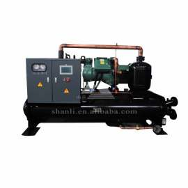 Sea Water Water Cooled Water Chiller/Water Chiller Unit ( -15 Deg C)