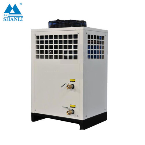 SHANLI SCLW series water-cooled screw water chiller good quality by shanli