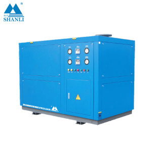 High Efficiency Low Temperature Chiller Industrial Chiller (-15 Deg C)