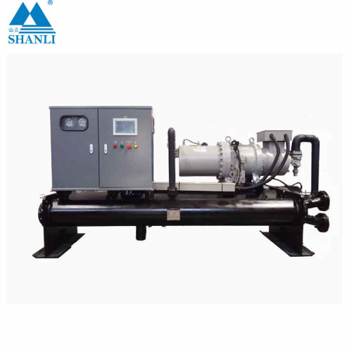 ISO, CE approved Water Cooled Scroll Water Chiller
