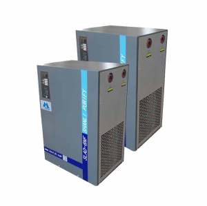 Lower floe rate Refrigerated Air Dryers with good reliability