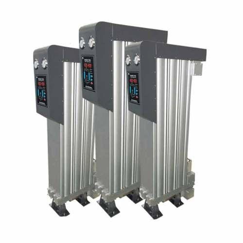 Modular high capacity regenerative dryers