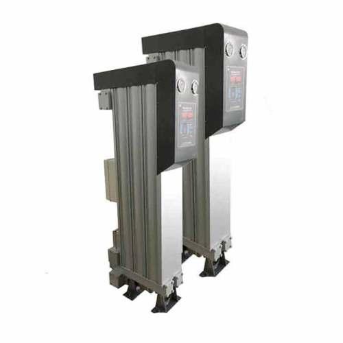 Advanced type desiccant modular core air dryer