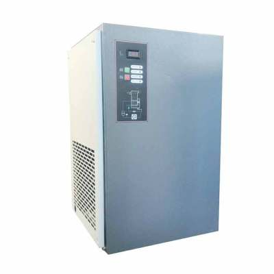 Refrigerated dryers with inlet conditions