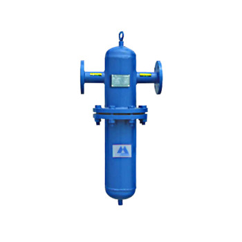 Compressed Air Filter for Water, Dirt & Oil Removing