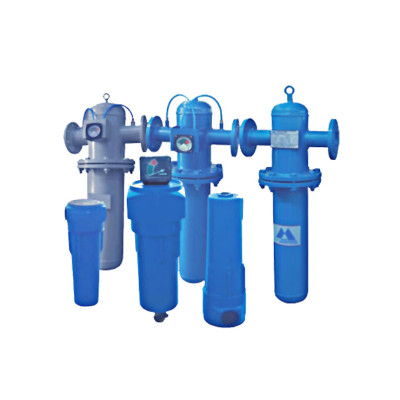 Filter with Air Filter Regulator and Filter Elements
