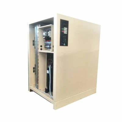 Refrigerated air dryer for air compressor to Uruguay