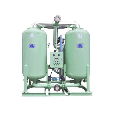 Regenerative air dryer for Vatican distributors