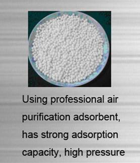 Industrial 220V 50Hz Regenerative air dryer for Netherlands distributors