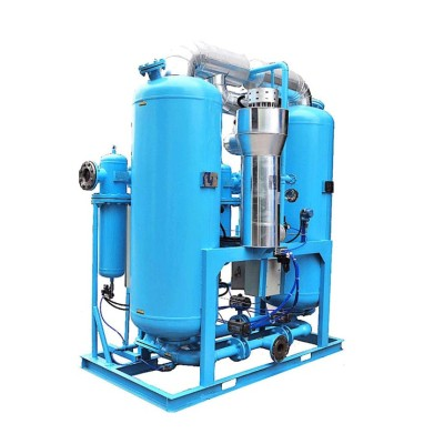 heated desiccant compressed Regenerative air dryer  for Bhutan distributors