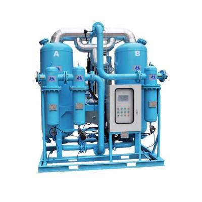 low gas consumption Desiccant regeneration air dryer for Mongolia distributors